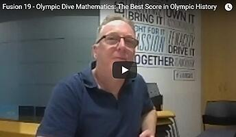 Olympic Dive Mathematics