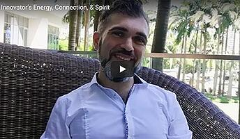The Innovator's Energy, Connection, & Spirit