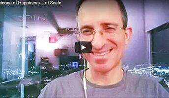The Science of Happiness … at Scale