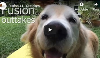 Bonus: Outtakes Video