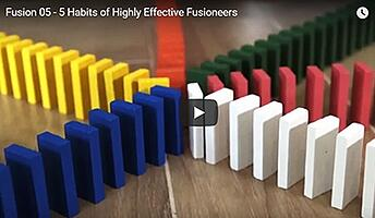 5 Habits of Highly Effectiv Fusioneers